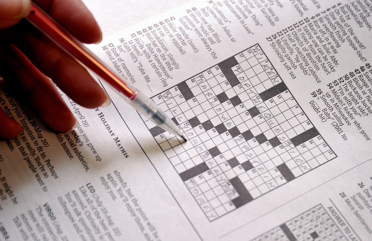 The Legacy Of The Crossword Puzzle In Times Of Crisis Marketplace