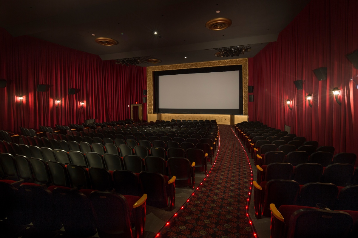 An independent movie theater operator facing 'great