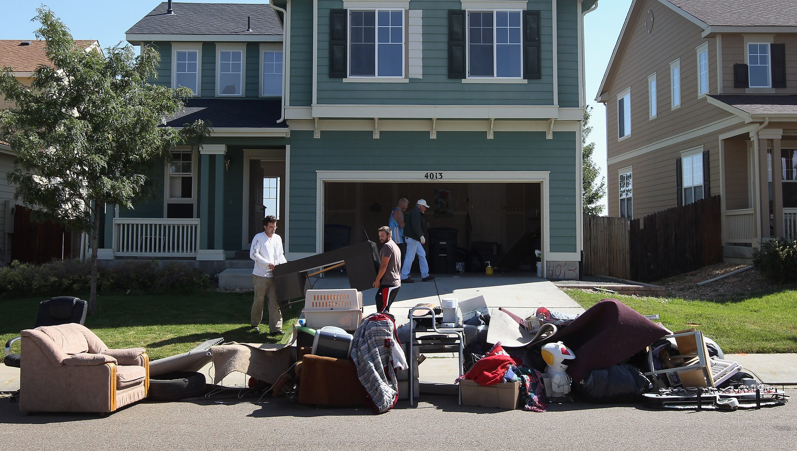 Get ready for a wave of evictions