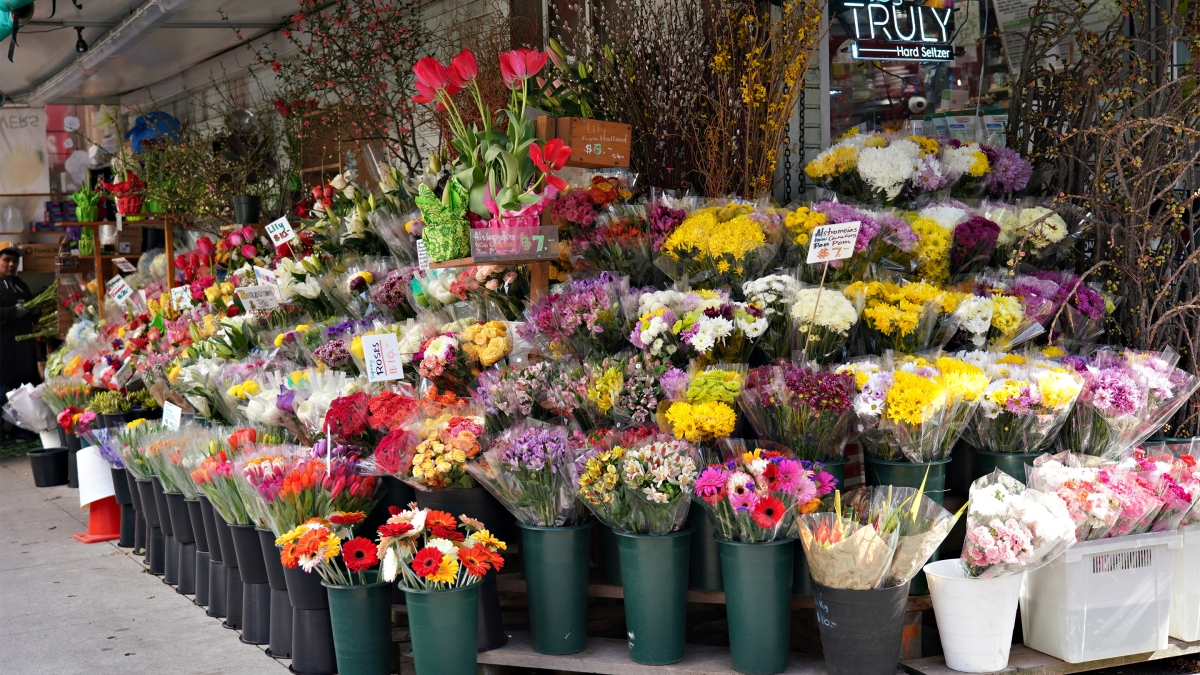 For America S Flower Farmers Everything S Not Coming Up Roses Marketplace