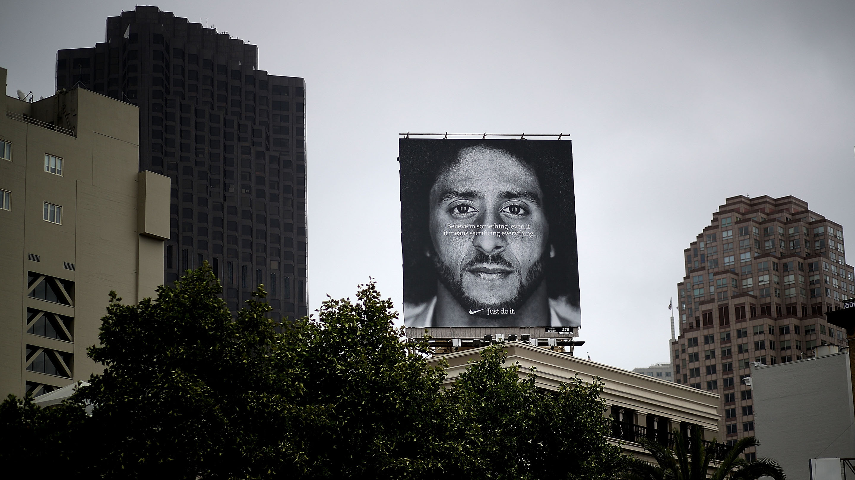 Nike S Brand Burnished By Its Affiliation With Colin Kaepernick Marketplace