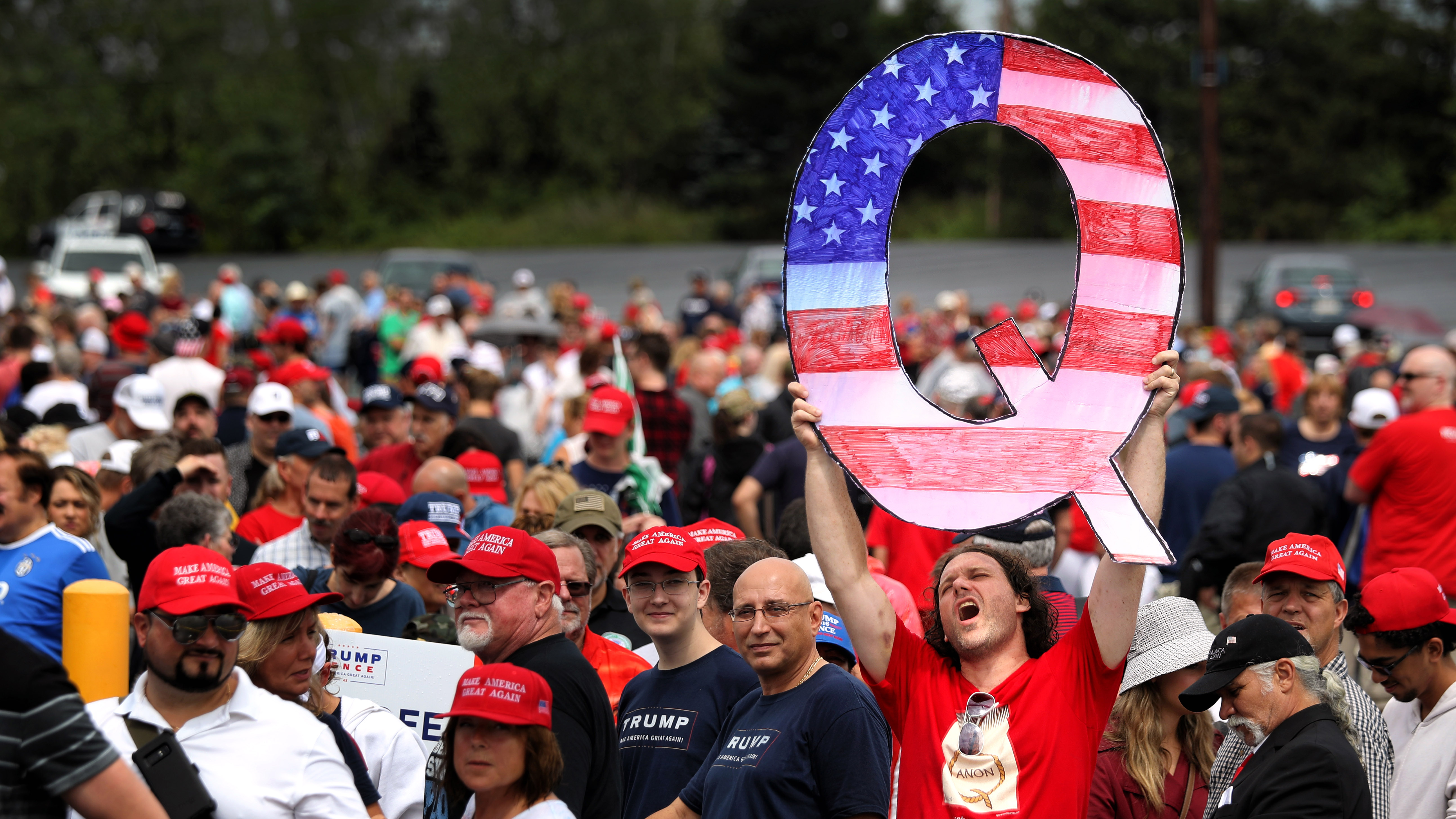 Facebook Shutting Down Qanon Accounts Is A Little Too Late Marketplace