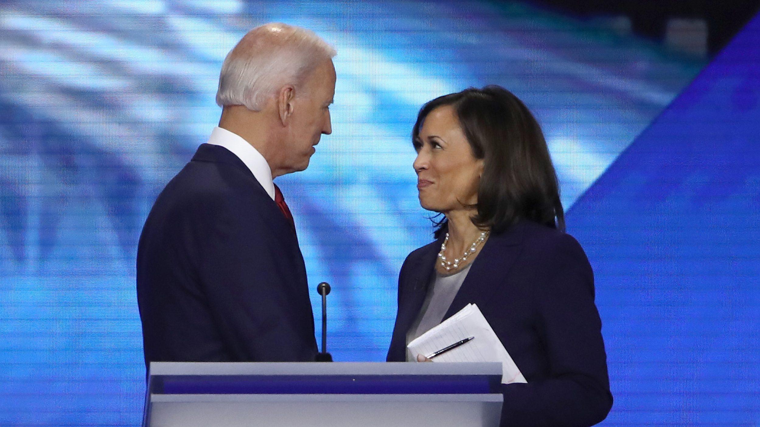 Biden Selects California Sen Kamala Harris As Running Mate Marketplace