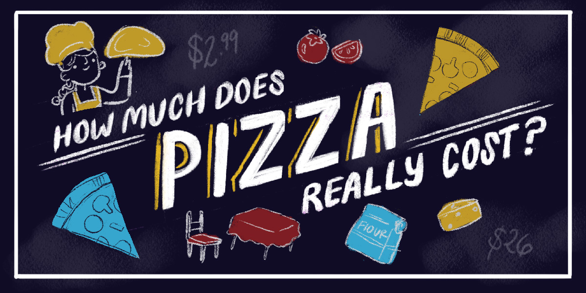 The Price Of Pizza Marketplace