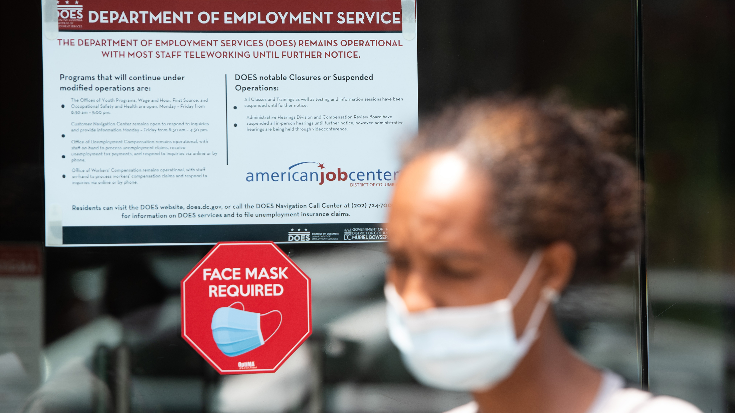 Unemployment is bad, but we don't know just how bad