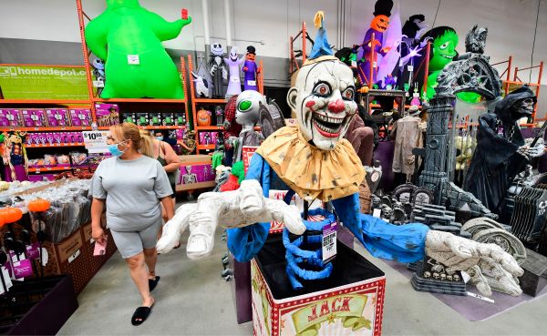 Retail Federation Halloween 2020 Halloween during COVID 19 might be a treat for businesses