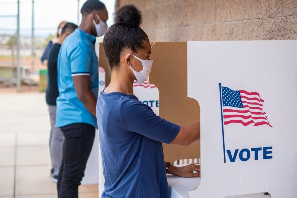 Why More Workers Are Getting Paid Time Off On Election Day Marketplace