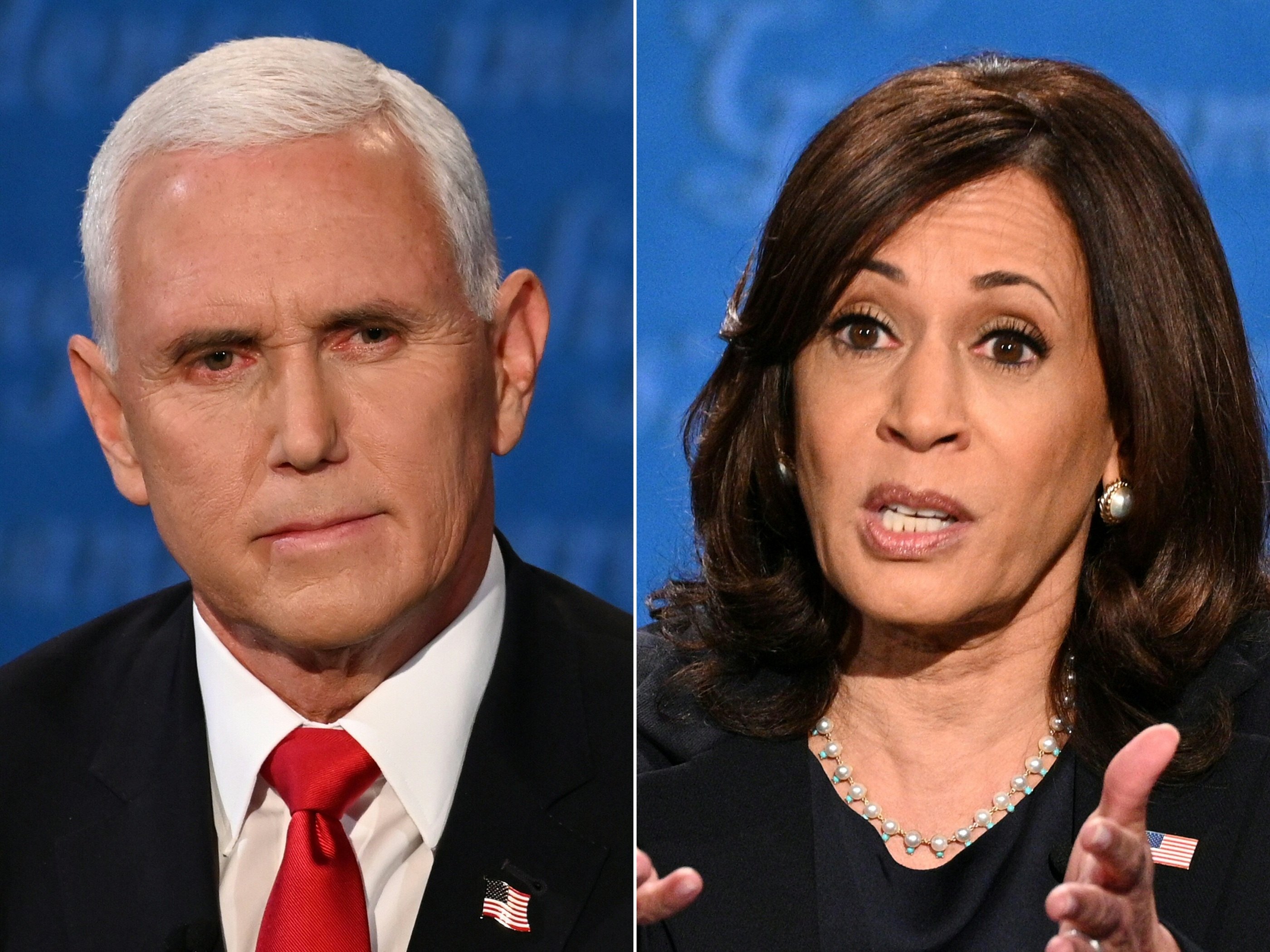 Fact Checking Harris And Pence S Claims About Taxes Marketplace