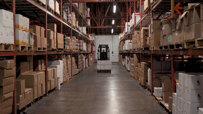 Warehouses Face Storage Shortage As Imports Boom Marketplace
