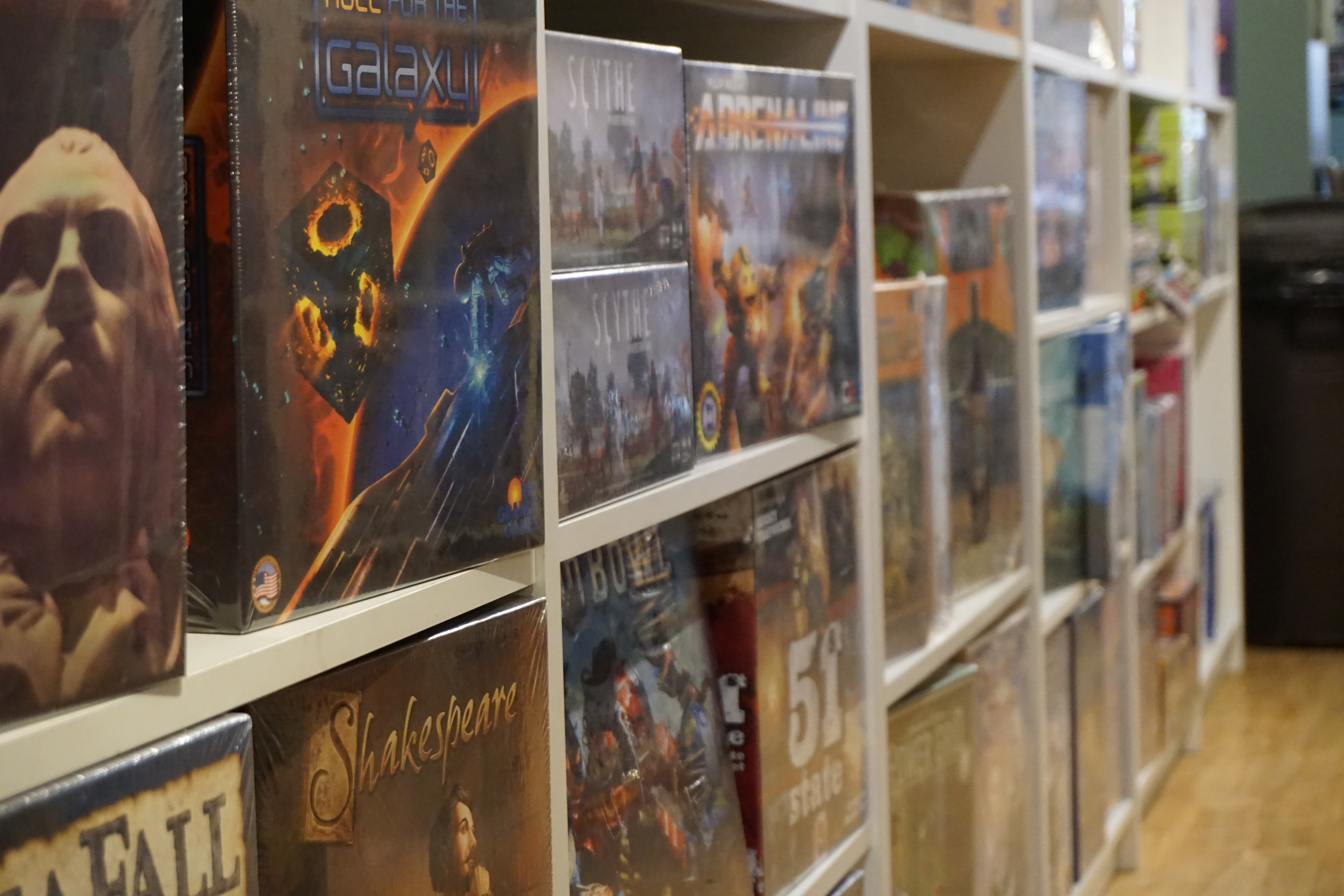 A game store owner takes on e-commerce, reluctantly thumbnail