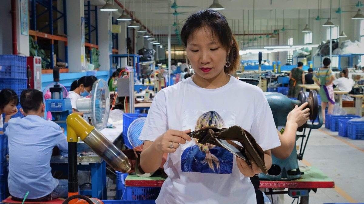 www.marketplace.org: Manufacturing: The China Inc. model