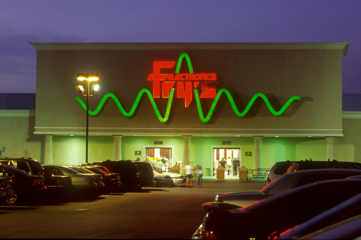Why Fry's Electronics was more than a store to many - Marketplace