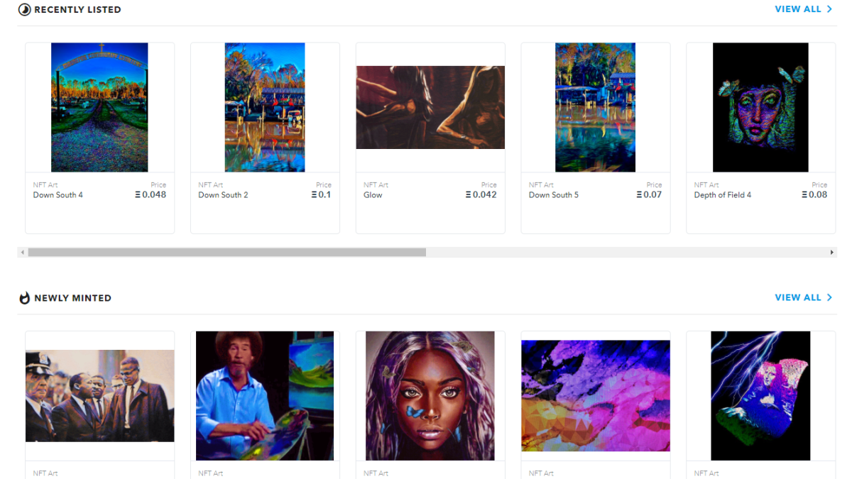 """You can now own """"authenticated"""" digital artwork. Is that a good thing? -  Marketplace"""