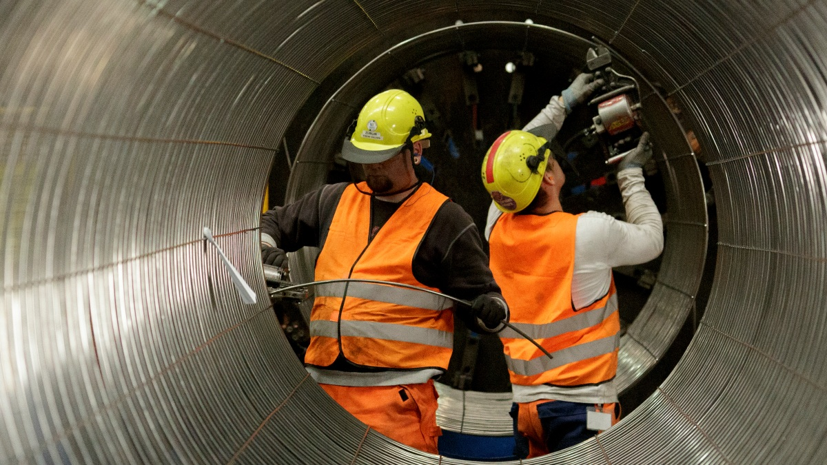 Germany under U.S. pressure over Russian pipeline - Marketplace