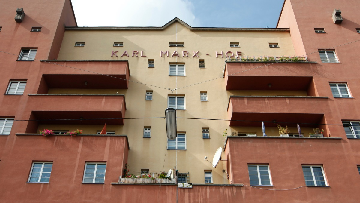 In Vienna, public housing is affordable and desirable - Marketplace