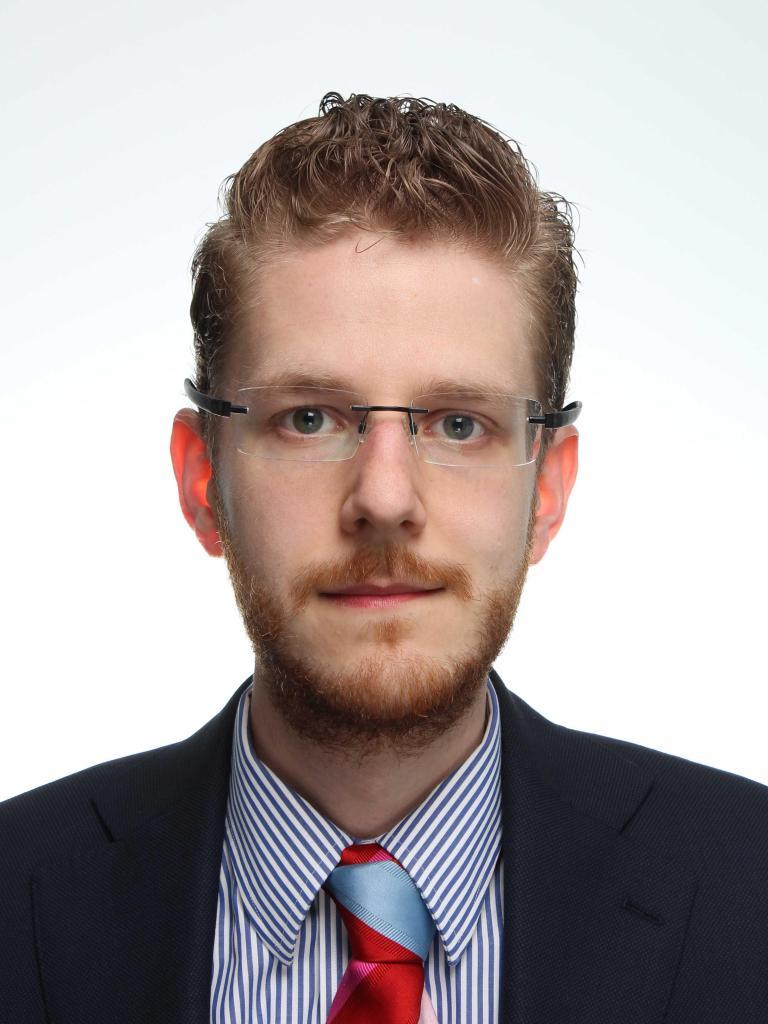 Foto wajah Alex de Vries, pendiri situs web Digiconomist.