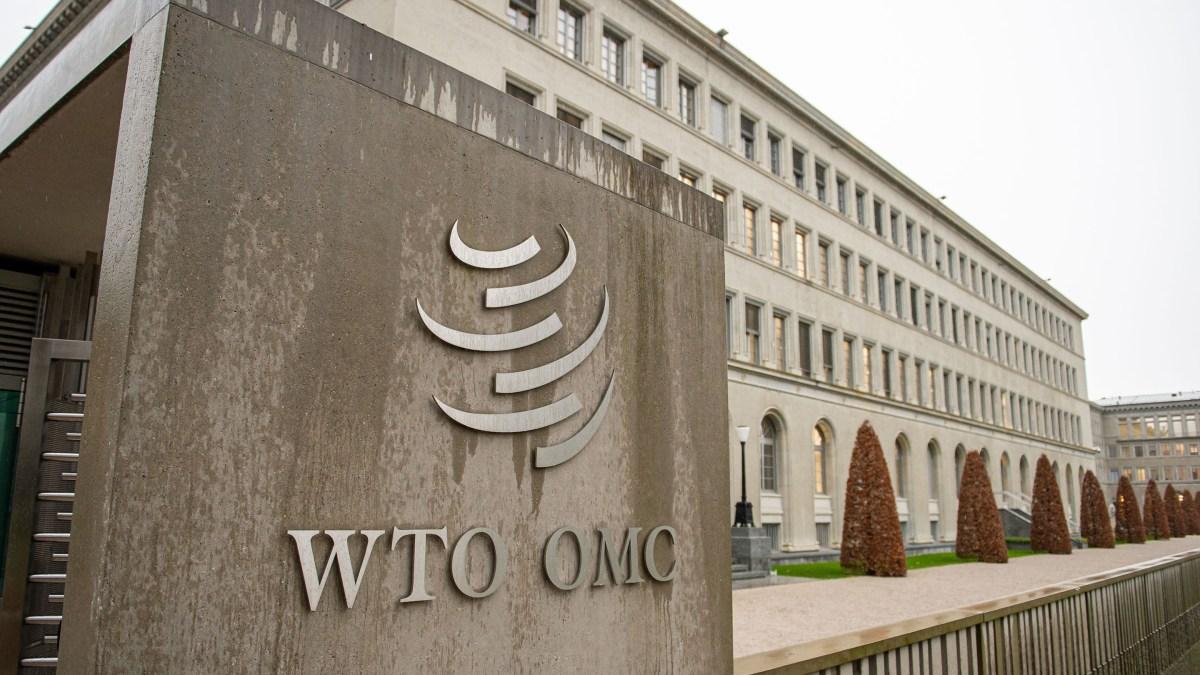 China takes Australia to WTO in tariffs fight - Marketplace