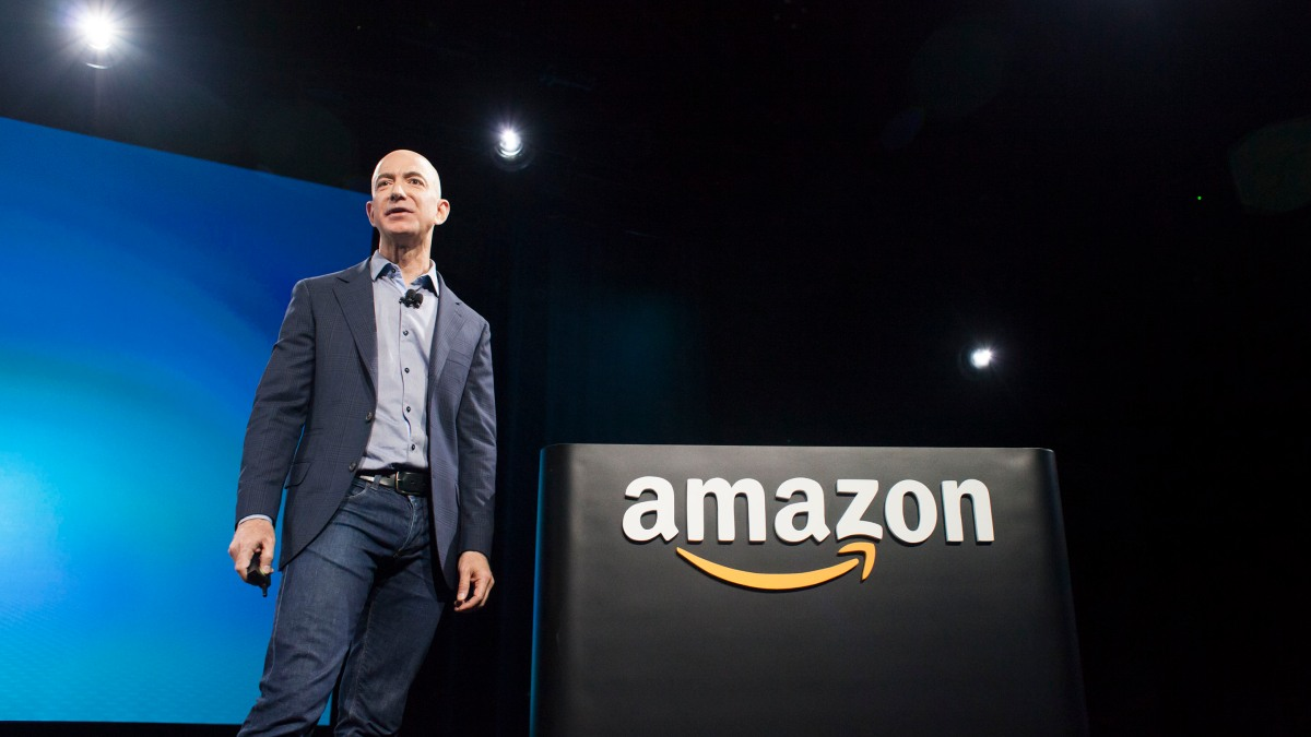 What challenges face Amazon without Bezos at the helm? - Marketplace