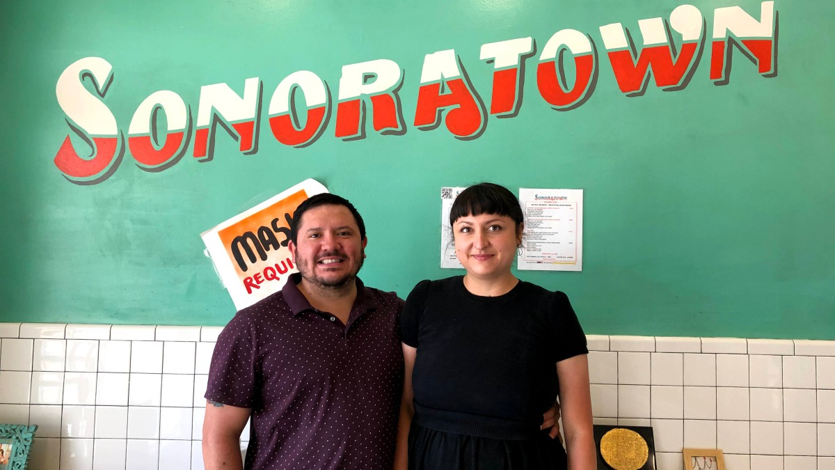 How one LA taqueria pivoted and thrived in the pandemic - Marketplace