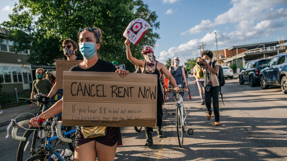 $3 billion in rent relief distributed, with eviction ban set to end - Marketplace