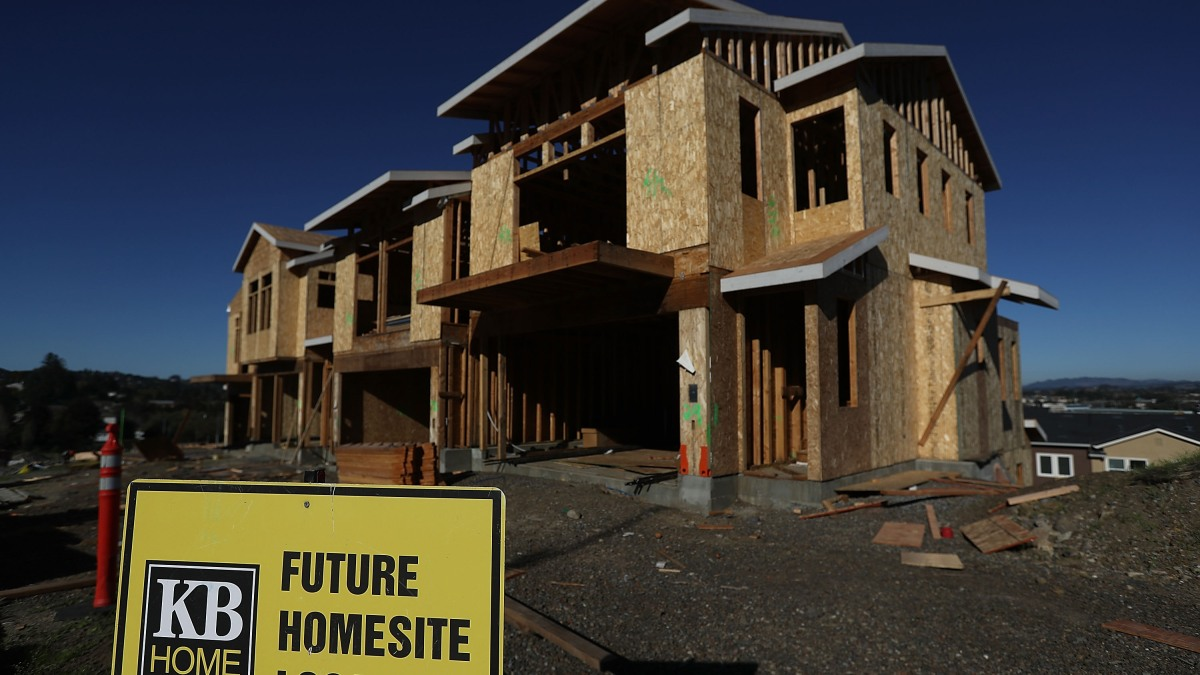 Homebuilders are constructing fewer homes ... on purpose