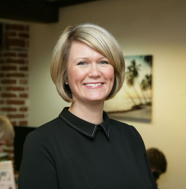 Claire Moore of Peakes Elite Travel.