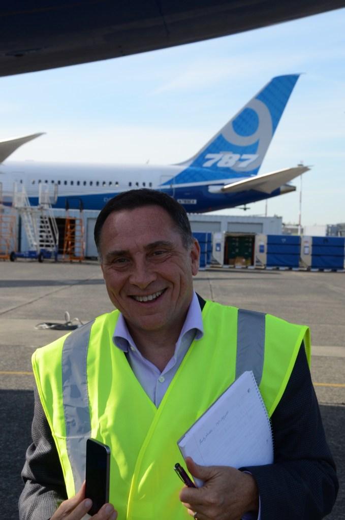 Aviation Week Guy Norris
